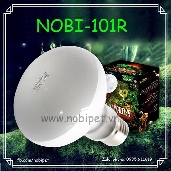 Đèn Sưởi Ngày UVA Đa Công Suất Cho Bò Sát Hãng Nomoypet Nobi-101R