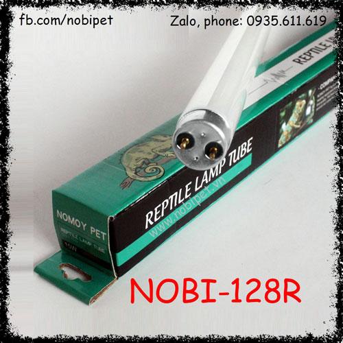 Đèn Sưởi UVB Nomo Dạng Tuýp 5.0 Và 10.0 Cho Bò Sát Nobi-128R