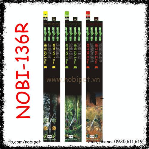 Đèn Tuyp UVB 10.0 Đa Công Suất Cho Bò Sát Sa Mạc Nobi-136R