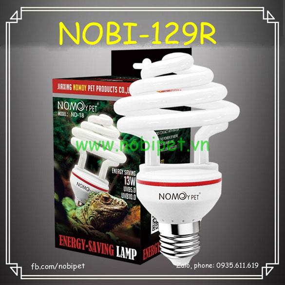 Đèn UVB 5.0 Và 10.0 13W Tiết Kiệm Điện Cho Bò Sát Nobi-129R