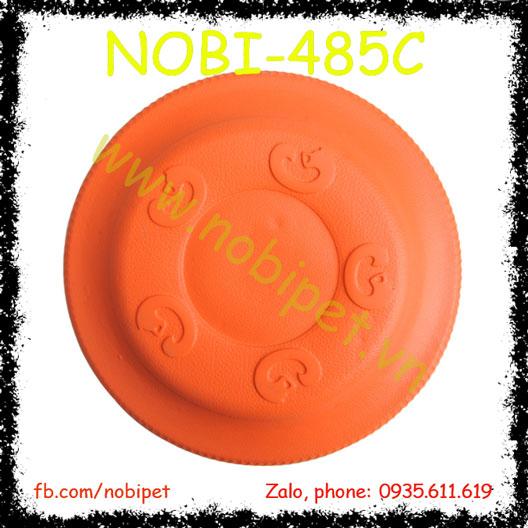 Đĩa Bay Tròn Frisbee Huấn Luyện cho Chó Mèo NOBI-485C