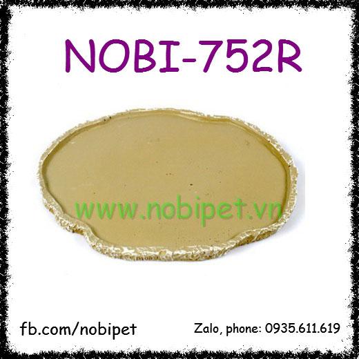 Dĩa Đựng Thức Ăn Mặt Trăng Cho Rồng Nam Mỹ Rùa Bò Sát Nobi-752R