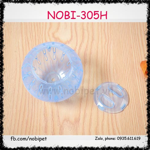 Banh Chạy Pokemon Size Trung 12cm Cho Chuột Hamster Nobi-305H