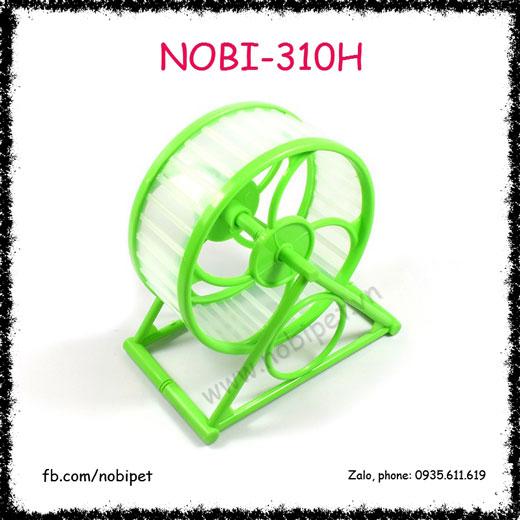 Wheel Chạy Cối Xay Gió Tập Thể Dục Cho Hamster Nobi-310H