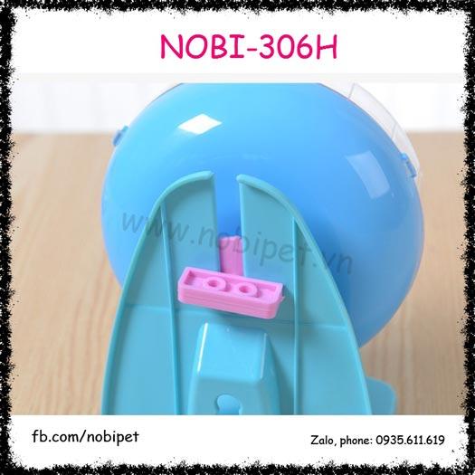 Wheel Chạy Doremon Gắn Lồng Size Nhỏ 11cm Cho Chuột Hamster Nobi-306H