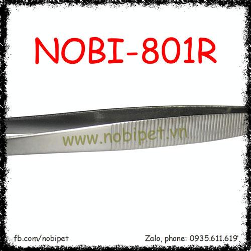 Dụng Cụ Kẹp Thức Ăn Thép Không Gỉ Dài 30cm Cho Bò Sát Nobi-801R