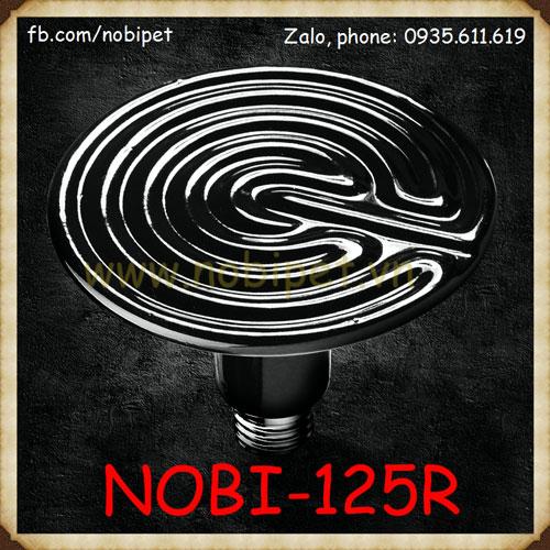 Emitter Đèn Sưởi Sứ Cao Cấp RS Đa Công Suất Cho Bò Sát Nobi-125R