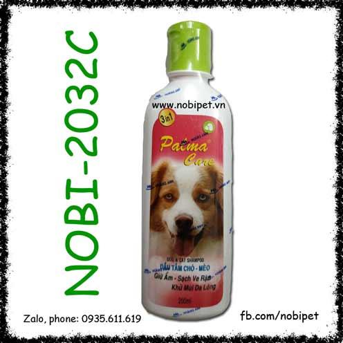 Fay Palma Care Sữa Tắm Chó Mèo Sạch Ve - Khử Mùi - Giữ Ẩm Da