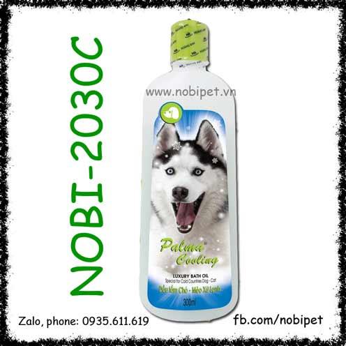 Fay Palma Cooling 300ml Sữa Tắm Cho Chó Alaska – Husky Xứ Lạnh