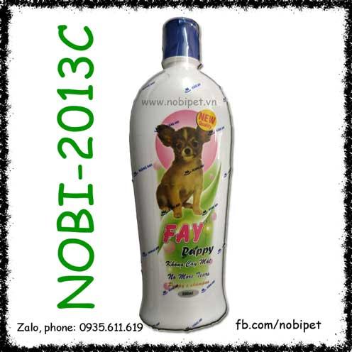 Fay Puppy Sữa Tắm Cho Chó Con Không Cay Mắt Nobi-2013C