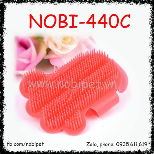 Găng Tay Massage Sedan Tắm Gội Cho Chó Mèo Nobi-440C