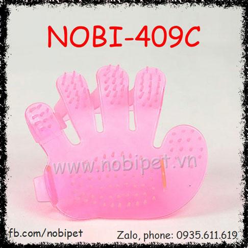 Găng Tay Tắm Massage Cho Bọ Ú Guinea Pig Nobi-409C