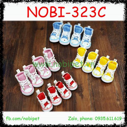 Giầy Mang Chân Sport Cho Chó Thể Thao Nobi-323C