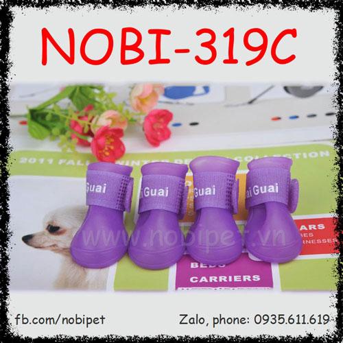 Giầy Su Boss Thời Trang Cho Chó Mèo Chống Thấm Nobi-319C