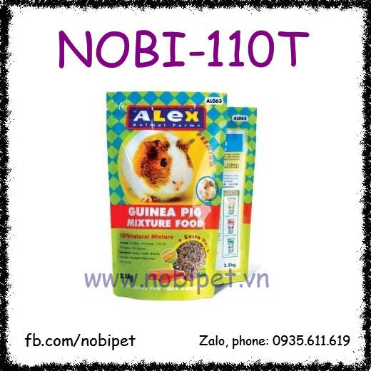 Guinea Pig Mixture Food Thức Ăn Dạng Nén 1kg Cho Bọ Ú Nobi-110T