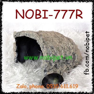 Hang Đá Miocen Trú Ẩn Cho Rùa Gecko Nhện Trăng Bò Sát Nobi-777R