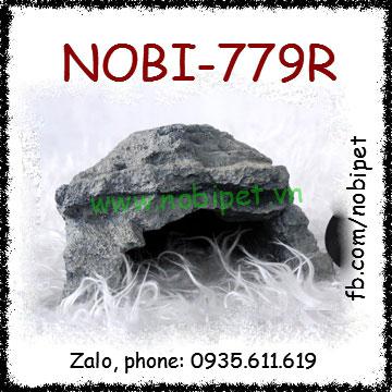 Hang Đá Trú Ẩn Cacbon Cho Rùa Rồng Úc Nhện Bò Sát Nobi-779R