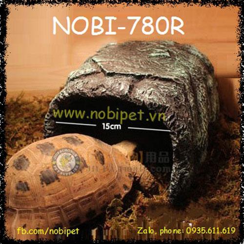 Hang Giả Đá Miocen Cho Rồng Úc Rùa Cạn Bò Sát Cảnh Nobi-780R