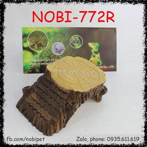Hang Gốc Cây Cổ Thụ Mahuta Cho Rồng Úc Nhỏ Ếch Rắn Nobi-772R