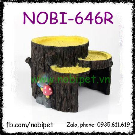 Hang Ngủ 3 Khúc Cây Trang Trí Chuồng Nuôi Bò Sát Nobi-646R