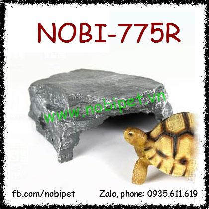 Hang Nhện Và Bò Cạp Holocen Giả Đá Cho Bò Sát Trú Ẩn Nobi-775R