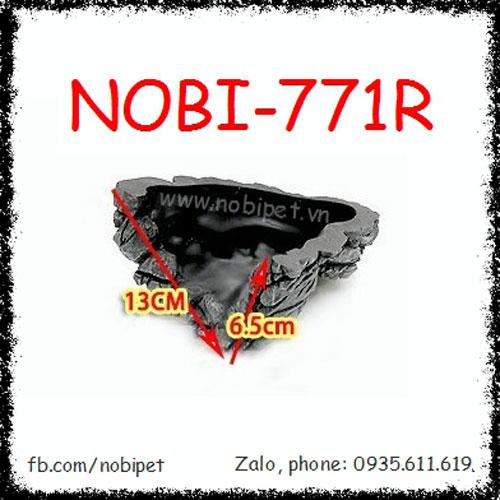 Hang Núi Đá Trú Ẩn Aries Cho Nhện Gecko Bò Cạp Bò Sát Nobi-771R