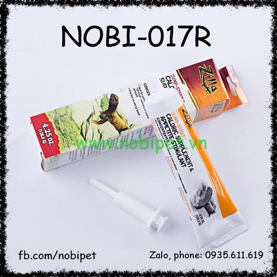 Jum-Start Zilla 120gr Dược Phẩm Kích Ăn Cho Bò Sát Nobi-017R