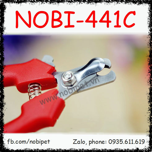 Kéo Cắt Móng Chân Eznail Trợ Lực Cho Chó Mèo Nobi-441C