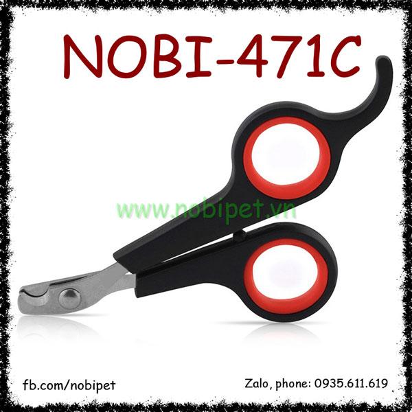 Kéo Cắt Móng Gaming Cao Cấp Cho Thỏ Kiểng Bọ Ú Nobi-471C