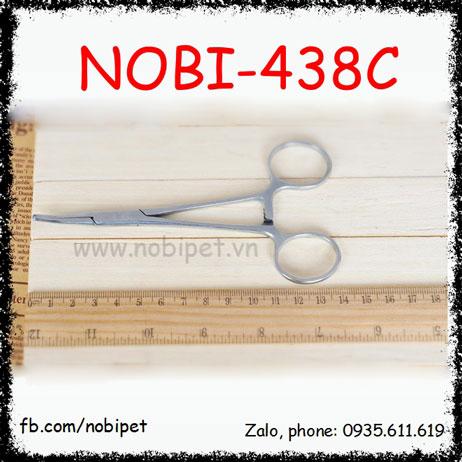 Kéo Kẹp Bông Y Tế Hospital Chuyên Dụng Cho Chó Mèo Nobi-438C