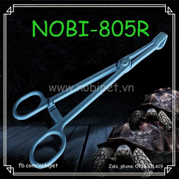Kéo Nhựa Kẹp Thức Ăn Cho Rùa Cạn Cảnh Bò Sát Nobi-805R