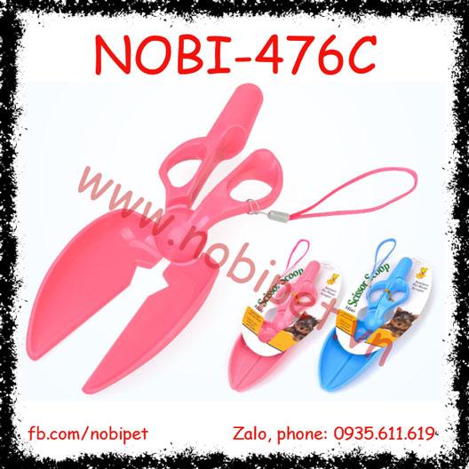 Kẹp Bunno Hốt Phân cho Chó Mèo NOBI-476C