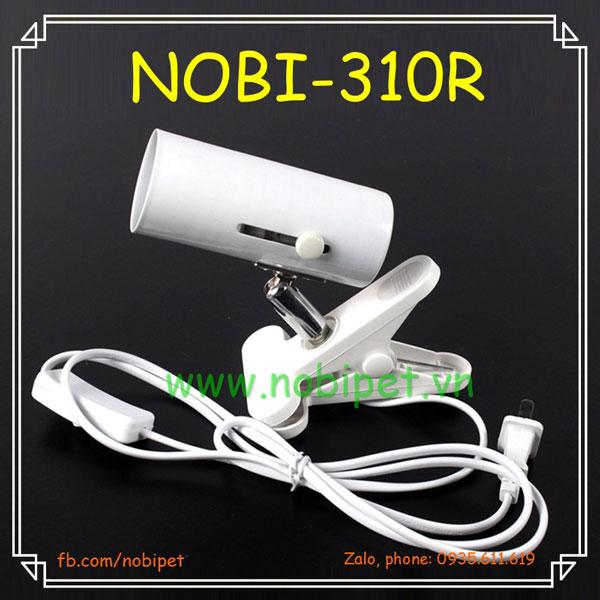 Kẹp Giữ Đèn UVA UVB Trọn Bộ Nomo Xoay 180 Độ Cho Bò Sát Nobi-310R