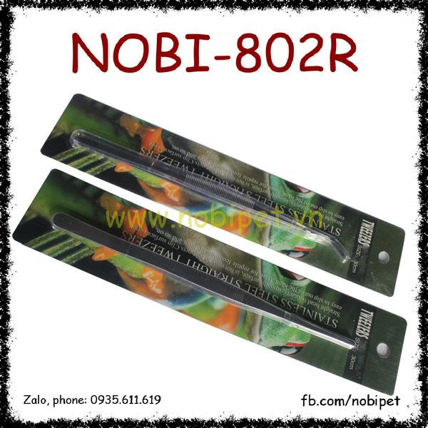 Kẹp Thức Ăn 20cm Thép Không Gỉ Cho Rồng Úc Bò Sát Nobi-802R