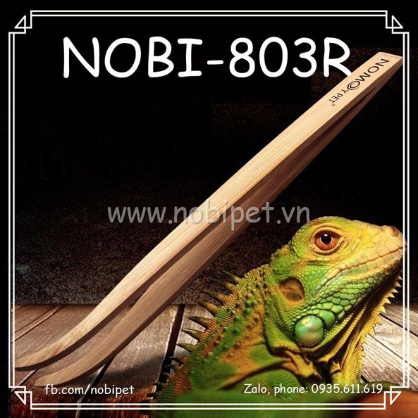Kẹp Thức Ăn Gỗ Tre Dụng Cụ Hỗ Trợ Chăm Nuôi Bò Sát Nobi-803R