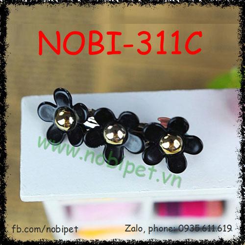 Kẹp Tóc Flower Cho Chó Xinh Xắn Nobi-311C