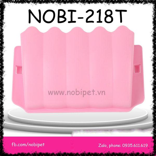 Khay Để Rau Cỏ Gắn Ngoài Lồng Nuôi Cho Thỏ Kiểng Bọ Ú Nobi-218T