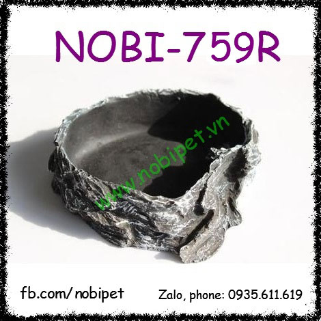 Khay Đựng Nước Devon Cho Rùa Rồng Nam Mỹ Bò Sát Nobi-759R