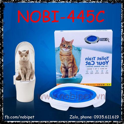 Khay Vệ Sinh Citikitty Dạy Mèo Đi Đúng Chỗ Nobi-445C