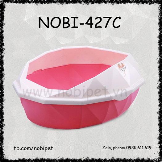 Khay Vệ Sinh Ramod Đựng Cát Cho Mèo Nobi-427C