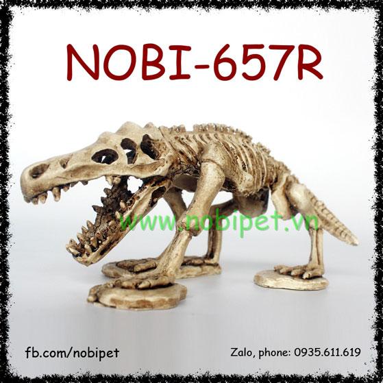 Khủng Long Mô Hình Siêu Mini Tạo Cảnh Chuồng Nuôi Bò Sát Nobi-657R