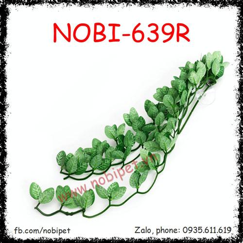 Lá Cây Si Kết Dây Leo Trang Trí Chuồng Nuôi Bò Sát Nobi-639R