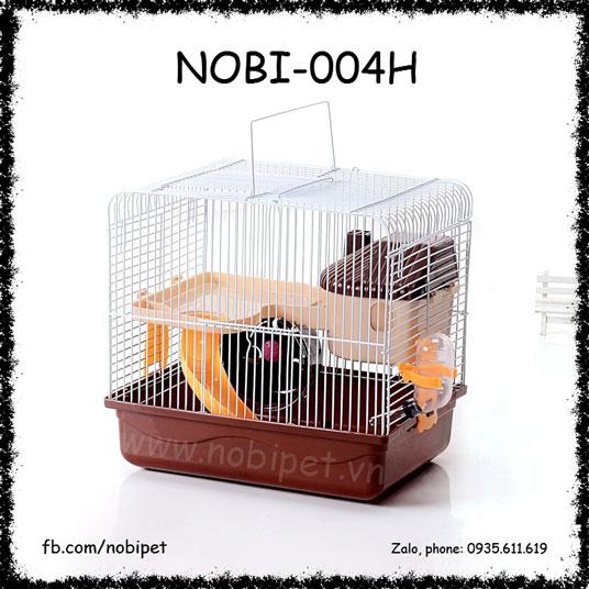 Lồng Chuồng Amazon 1 Tầng Full Đồ Dùng Cho Chuột Hamster Nobi-004H