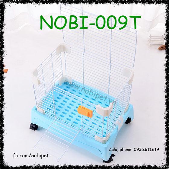 Lồng Chuồng Megahome Cao Cấp Có Bánh Lăn Nuôi Thỏ Bọ Nobi-009T