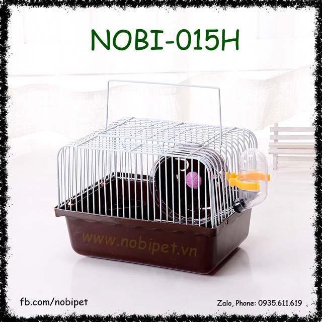 Lồng Nuôi Chuột Hamster Bán Xách Tay Nobi-015H