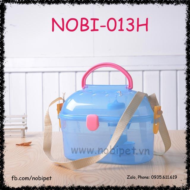 Lồng Nhựa Suka Xách Tay Đi Chơi Cho Nhím Kiểng Nobi-013H