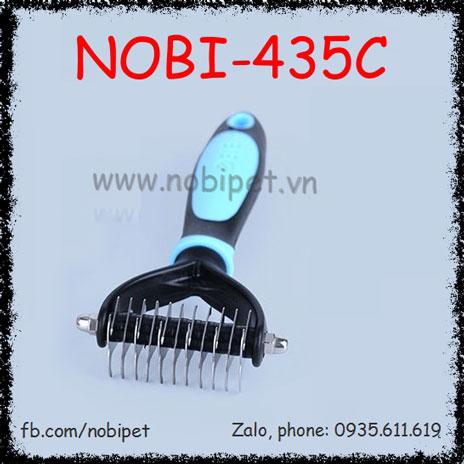 Lược Cào Dele Gỡ Rối Lông Cho Bọ Ú Guinea Pig Thỏ Kiểng Nobi-435C