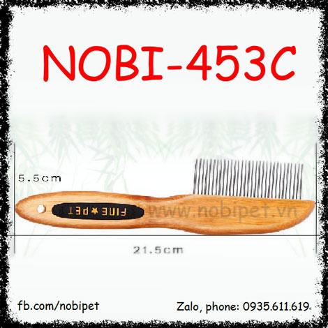 Lược Chải Lông Ariel Gỡ Rối Cho Chó Mèo Nobi-453C
