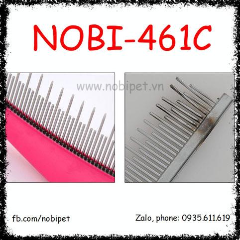 Lược Chải Lông Margic Gỡ Rối 2 Tầng Cho Chó Mèo Nobi-461C