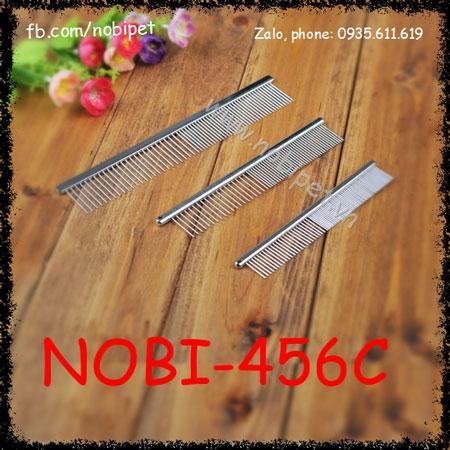 Lược Chải Lông Mother Gỡ Rối 2 In 1 Cho Chó Mèo Nobi-456C